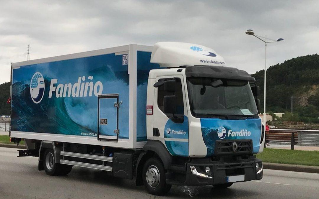 Damos la Bienvenida en Fandiño a 3 nuevos Camiones